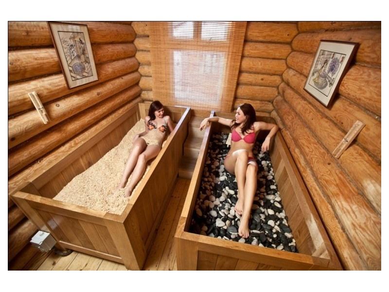 """Традиционная японская баня офуро. """" Советы по выбору стройматериалов"""