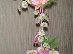 Мастер-класс по изготовлению топиария из искусственных цветов