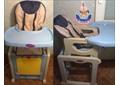 Стул-стол для кормления и игр в магазине АИСТ