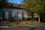 Хозблок в соседнем квартале)