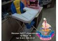 Стульчик для кормления в магазине АИСТ г.Краснокамск пр.Мира 16