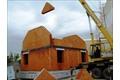 Шаг 4. В последнюю очередь осуществляется монтаж потолка или стропильной конструкции. Если запланирован многоэтажный дом, то это включается в план как промежуточные шаги.