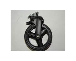 Переднее поворотное колесо с вилкой