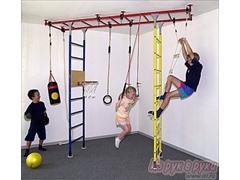 Распорные детские спортивные комплексы