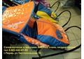 Санки коляска Снегурочка торговой марки «Скользяшки» (производство – Россия)