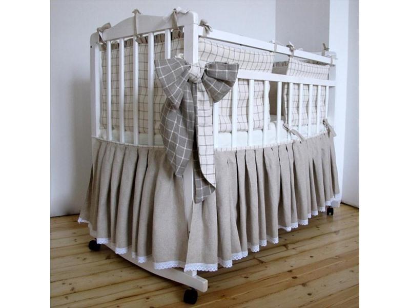 Как украсить детскую кроватку своими руками фото - Праздник сказка